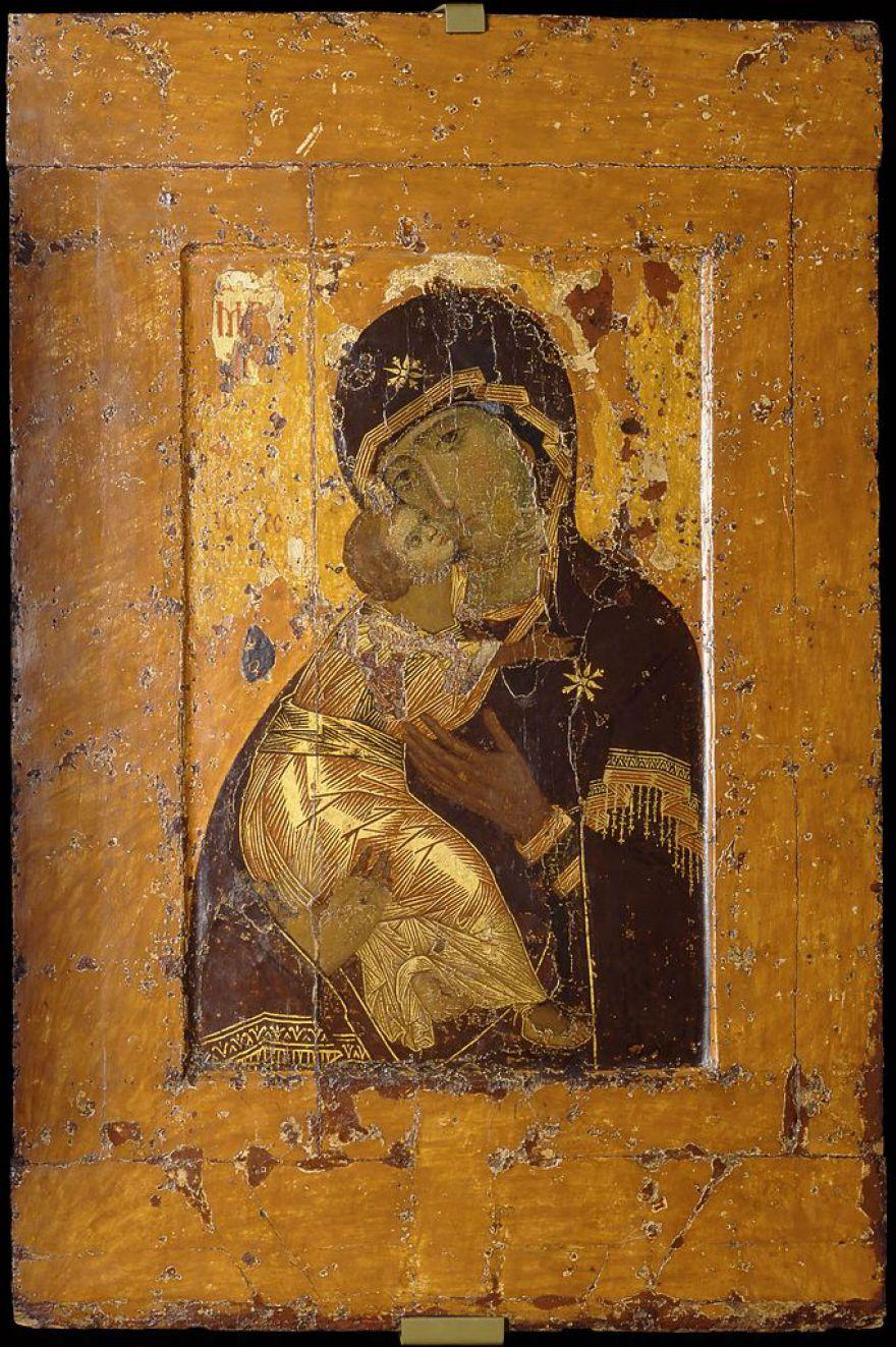 Вишгородська ікона Богородиці