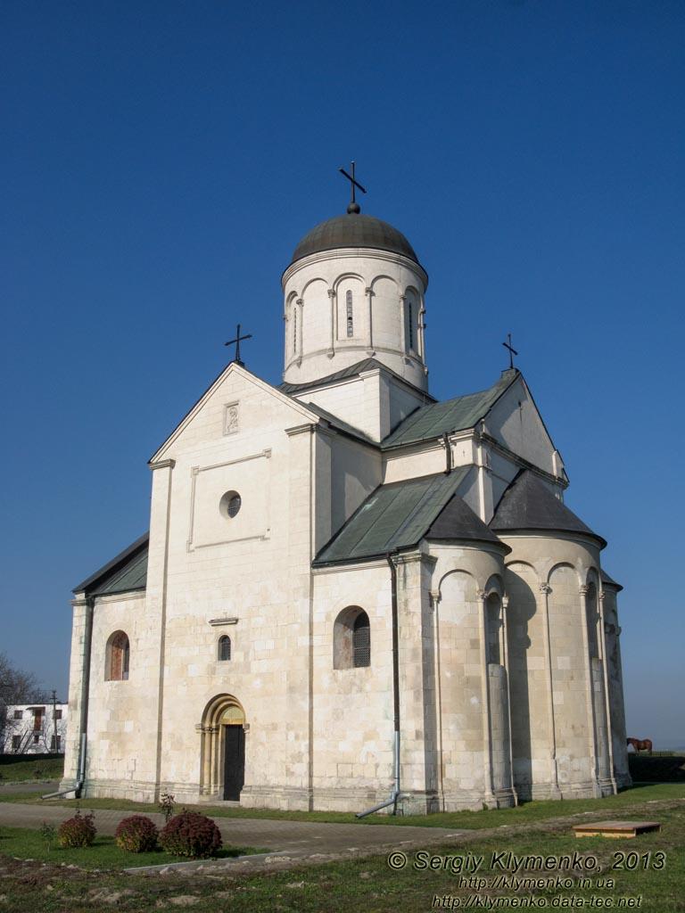 Церква святого Пантелеймона поблизу Галича. Кінець XII ст.