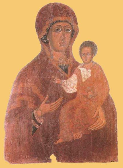 Дорогобузька ікона Богородиці