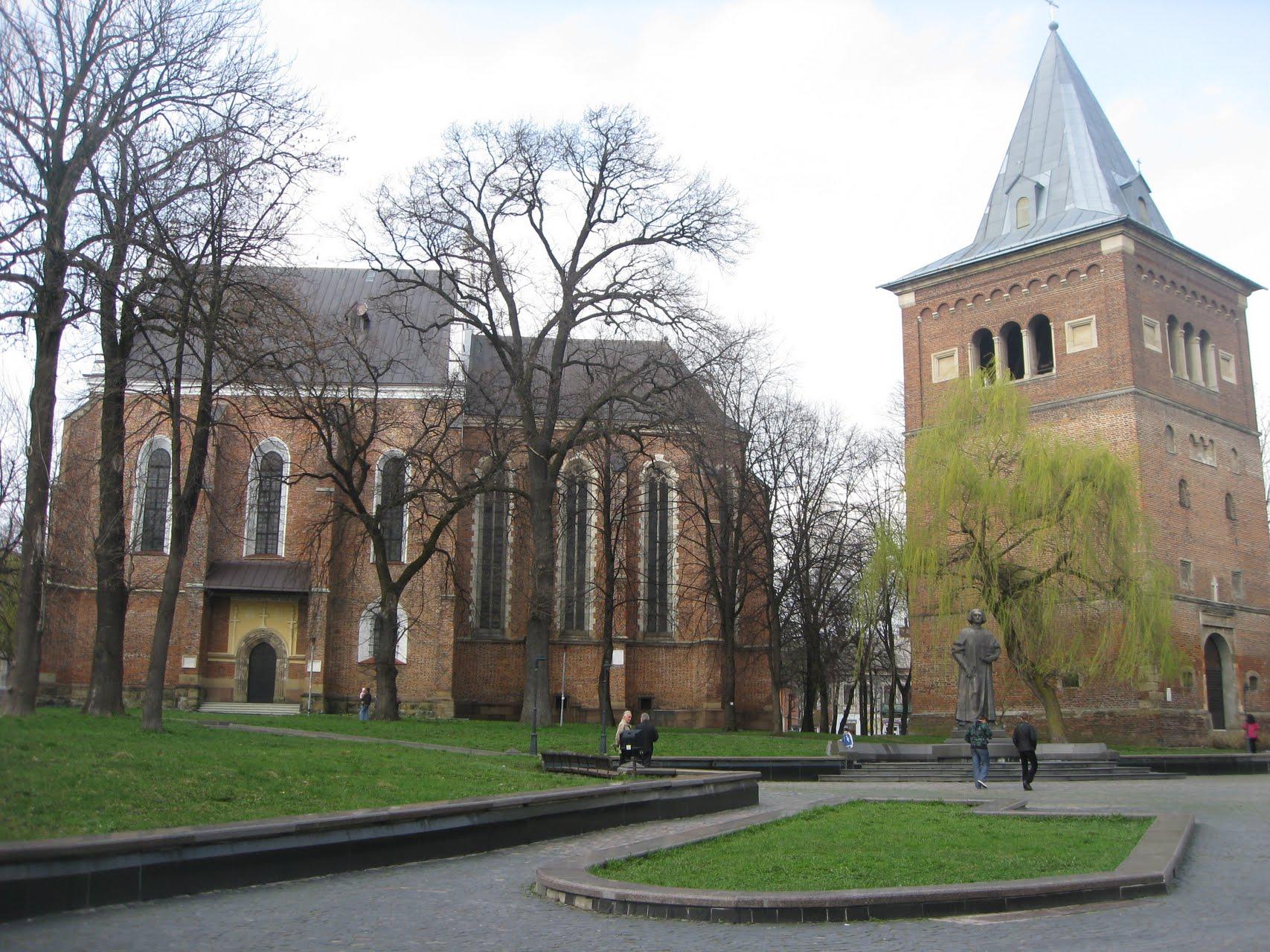 Костел святого Варфоломія в Дрогобичі