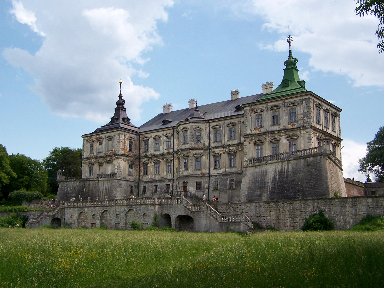 Замок у Підгірцях (Львівська обл.). 1635-1640