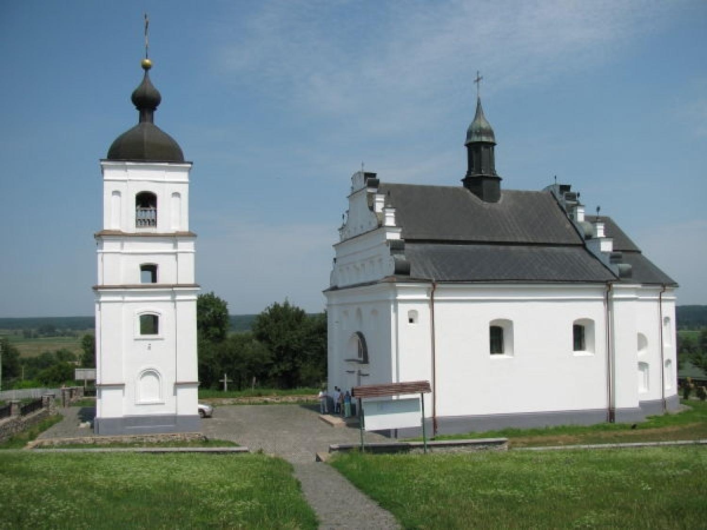 Іллінська церква в Суботові