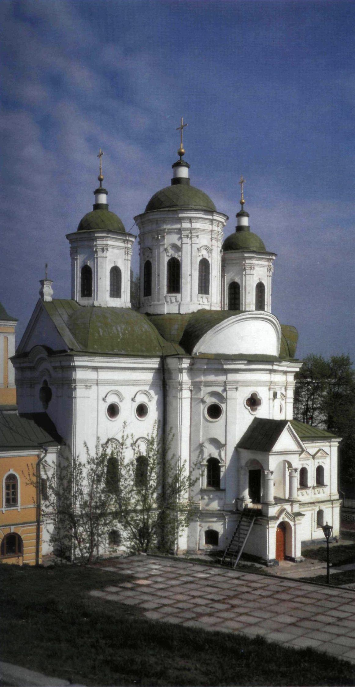 Покровська церква в Києві. 1766.