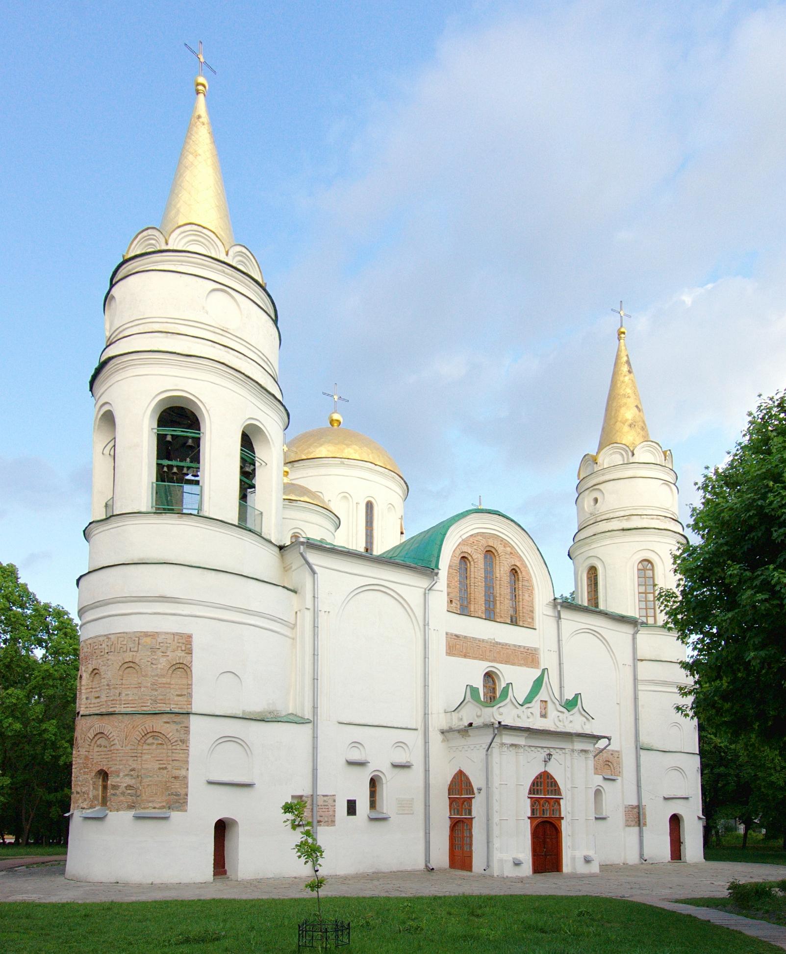 Спасо-Преображенський-собор-в-Чернігові.-1036