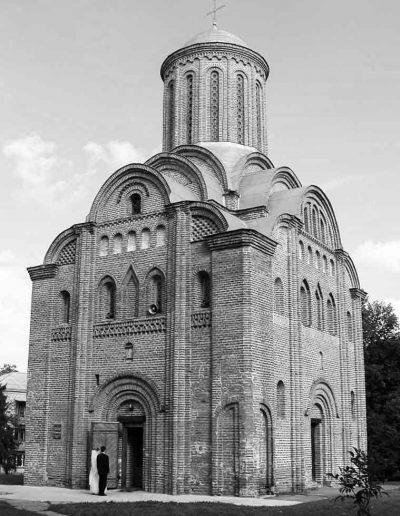 11. П'ятницька церква в Чернігові. Кінець XII - початок XIII ст.