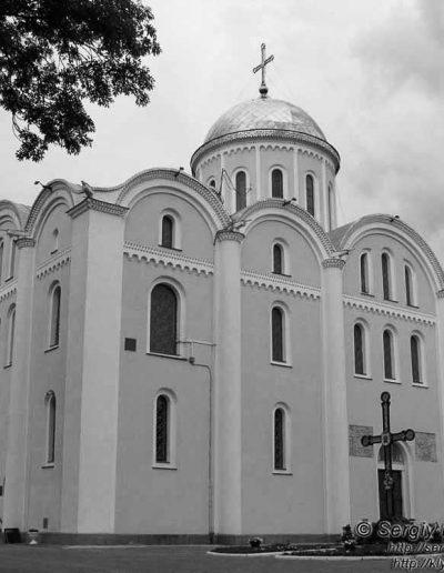 17. Успенський собор у Володимирі. 1160. Сучасний вигляд
