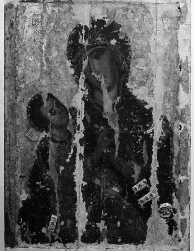 19. Холмська ікона Богородиці. XII ст