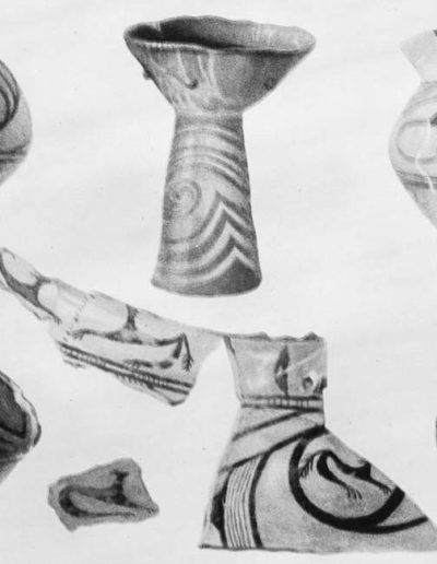 2. Кераміка трипільської культури. Орнаментована кераміка