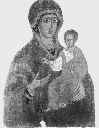 20. Дорогобузька ікона Богородиці