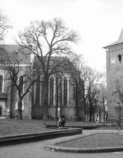 21. Костел святого Варфоломія в Дрогобичі