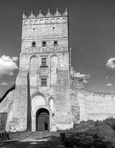 22. Верхній замок у Луцьку. Друга половина XIV ст. - XV ст