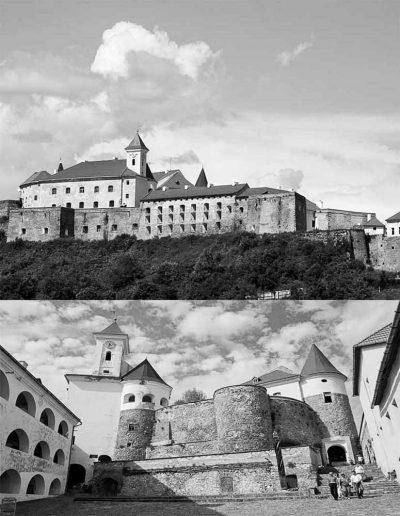 26. Замок Паланок (Мукачівський замок). XIV-XVII ст