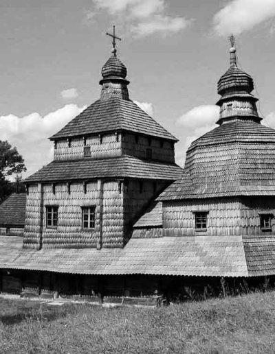 32. Церква Зішестя Святого Духа в Потеличі. 1502