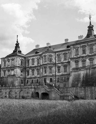 37. Замок у Підгірцях (Львівська обл.). 1635-1640