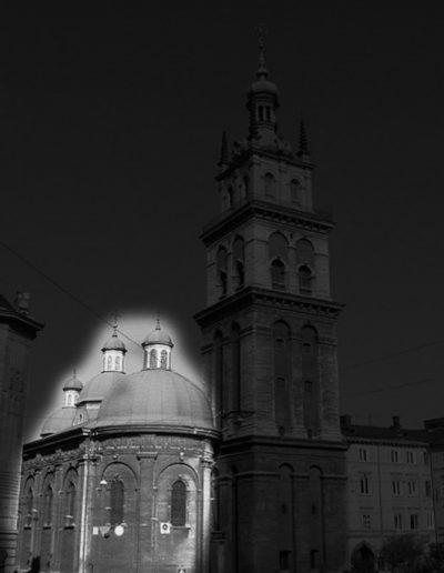 41. Ансамбль Успенської церкви у Львові церква Успіння