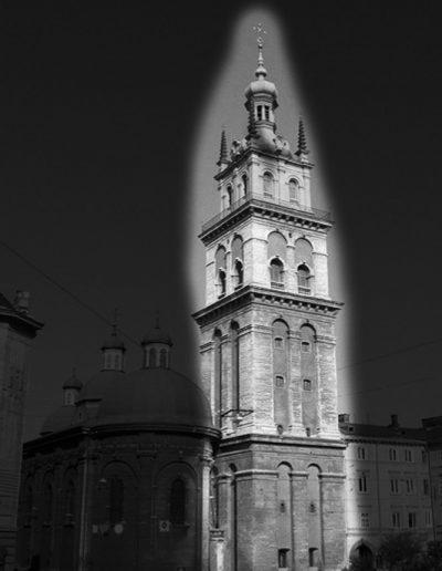 42. Ансамбль Успенської церкви у Львові вежа Корнякта