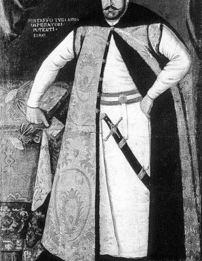 45. Портрет князя Криштофа Збаразького. Після 1622