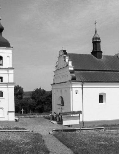 48. Іллінська церква в Суботові
