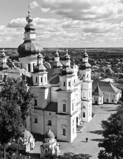 49. Троїцький собор Троїцько-Іллінського монастиря в Чернігові
