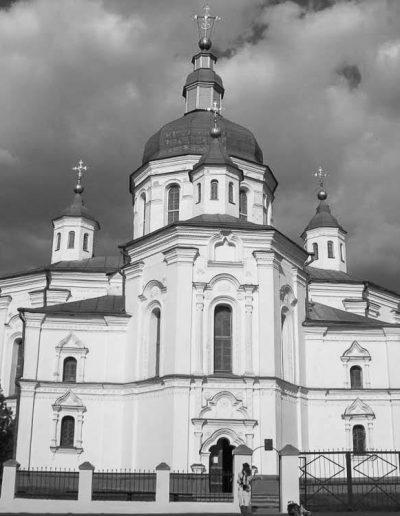 55. Преображенська церква у Великих Сорочинцях