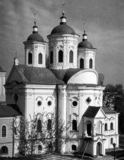 60. Покровська церква в Києві. 1766