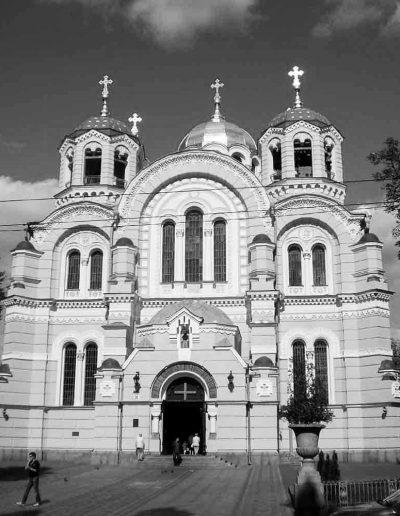 83. Володимирський собор у Києві. 1862-1896