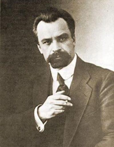 25. Володимир Винниченко