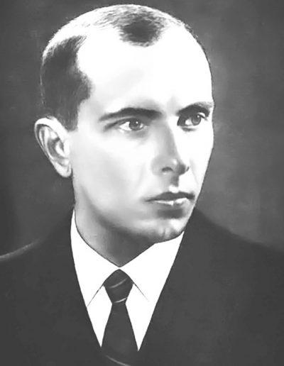 32. Степан Бандера